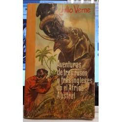 Aventura de tres rusos y tres ingleses en el África Austral.