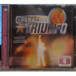 Academia Operación Triunfo – Singles Gala 6