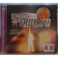 Academia Operación Triunfo – Singles Gala 5