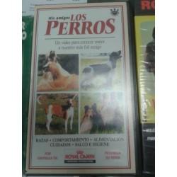 Los Perros VHS