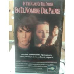 En el nombre del padre. VHS