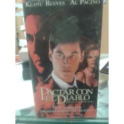Pactar con el diablo. VHS