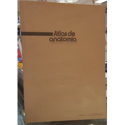 Atlas de anatomia. Lederle.