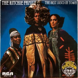 The Ritchie Family ‎– The Best Disco In Town