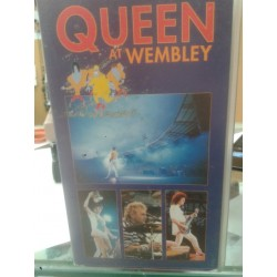 Queen at Wembley. VHS
