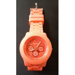 Reloj Flamenco naranja